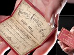 Burnley FC given back world's oldest season ticket from 1884-85