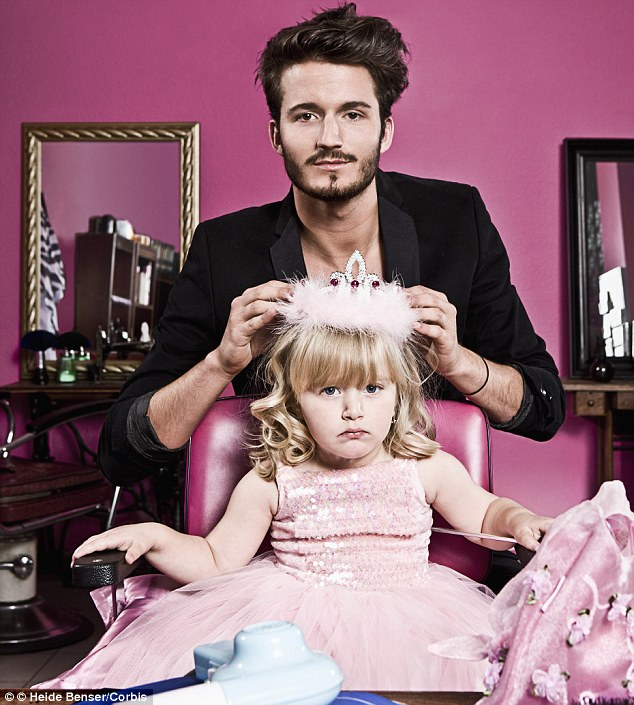 The US children's beauty industry is worth £3.3billion, and it looks likely to boom on this side of the Atlantic too