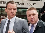 Chelsea see red at Dave Barnard verdict in John Terry race case - Charles Sale
