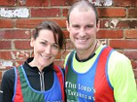 VIDEO: Andrew Strauss in training for Virgin London Marathon