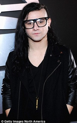 The Skrillex: Rihanna's shaved hairstyle, which has been dubbed 'The Skrillex' after the DJ, has been voted the worst hairstyle of the year