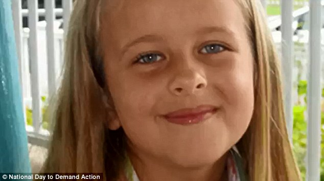 Grace McDonnell was killed by Adam Lanza on the morning of December 14th along with 19 other first grade children