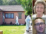 Grieving sister accuses of mental health doctors of failing her family after 'dangerous and psychotic' brother shot their mother then killed himself