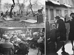 Bert Hardy: From a woman's tears at Paddington to the gravestone-jumping street urchins of Glasgow's slums