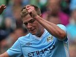 Manchester City's John Guidetti is wanted by Rubin Kazan and CSKA Moscow
