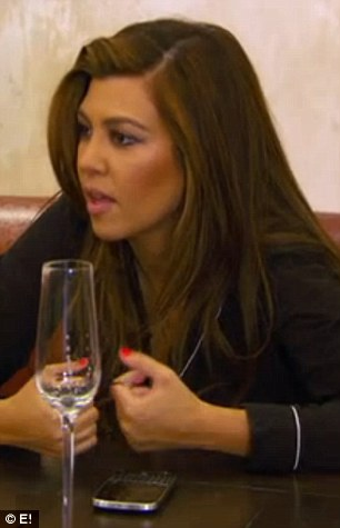 Baby heartache: Khloe's fertility battle is addressed in the upcoming episode of Kourtney and Kim Take Miami