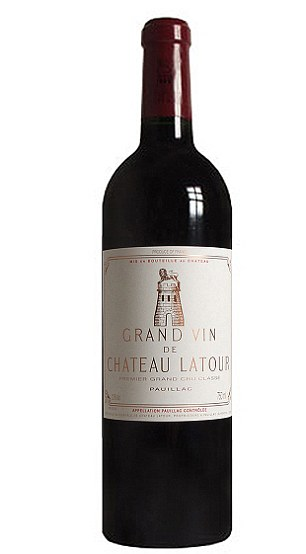 Tempting: Our reader was attracted by offer of an investment in Chateau Latour, one of the great labels of Bordeaux