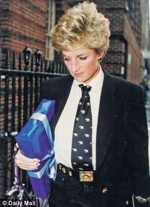 Partial to a bellini: Miss Rocos discloses how Princess Diana liked the cocktail made with champagne and peach juice or puree