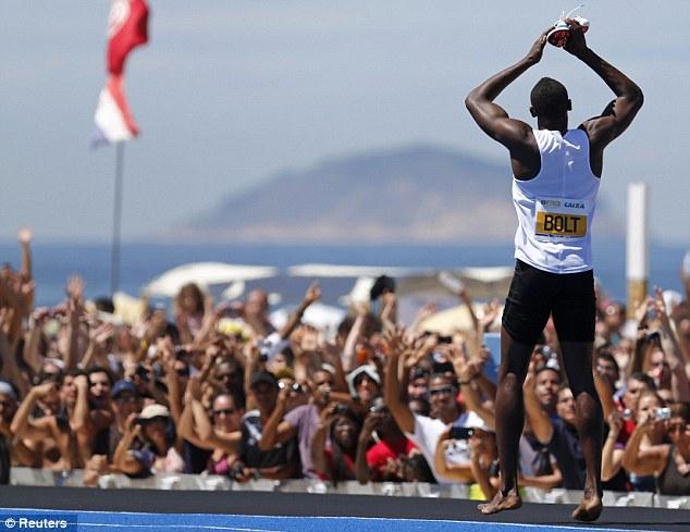 Rio in the spotlight: The Brazilian city will host the next summer Olympics in 2016