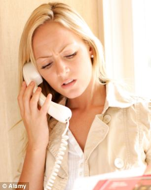 A survey found almost two-thirds of us hate cold callers who address customers by their first name
