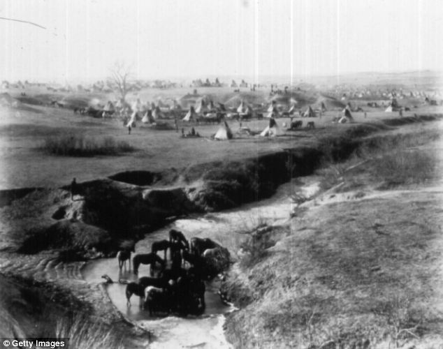 Killed: The 7th Cavalry overwhelmed the Lakota warriors and began shooting haphazardly killing men, women and children of the Lakota Sioux  - they also wounded at least 51
