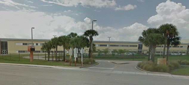 Many of Cypress Bay¿s roughly 4,300 students pulled up the images on their smartphones while still in the building, according to the Miami Herald.