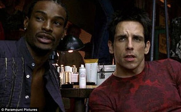 Flashback: Tyson famously starred in Ben Stiller's hit film Zoolander as himself, playing Derek Zoolander's coach who guides him through his walk off with Hansel McDonald, played by Owen Wilson