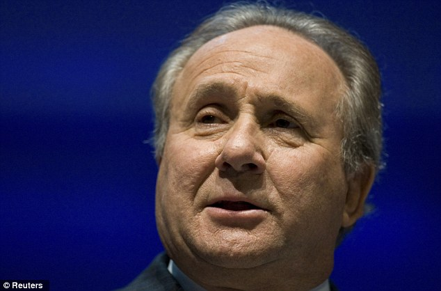 Same-sex marriage: Michael Reagan, son of former U.S. President Ronald Reagan, warns in an op-ed published Tuesday that legalizing gay marriage will lead to 'polygamy, bestiality and perhaps even murder'