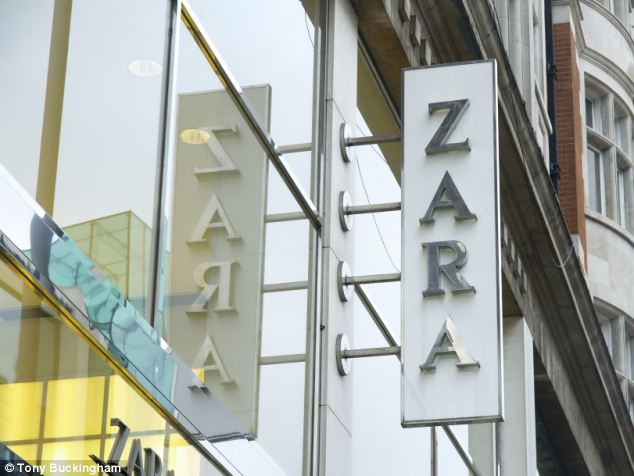 High-street fashion store Zara is under investigation over the use of slave labour at factories in Argentina, it was reported today.