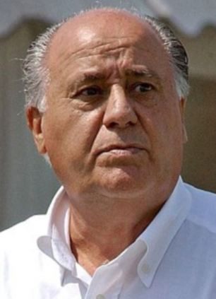 Founder: Inditex which owns Zara is a family business founded in 1975 by Amancio Ortega