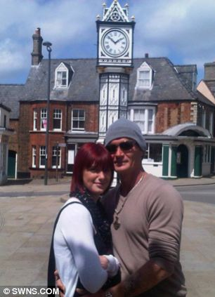 Nick Yarris and Jessica Stubley in 2010