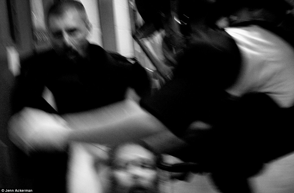Correctional officers struggle