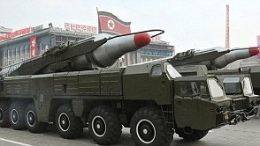 a 'Musudan' missile