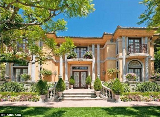 Another for the collection: Charlie Sheen has purchased a third home in Beverly Hills for $4.8 Million