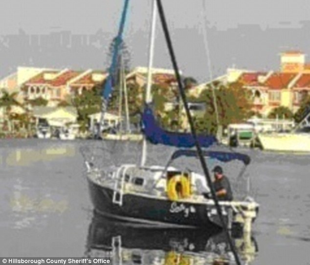 Last sighting: The family were seen sailing in their boat underneath the John¿s Pass Bridge towards the Gulf of Mexico after ditching their truck