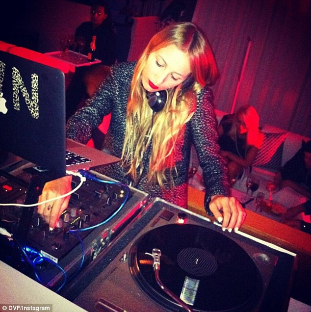 And dance! DJ Harley Viera-Newton later spun tracks for honorees like supermodel Natalia Vodianova, who reportedly built 100 playgrounds for schoolchildren in Russia