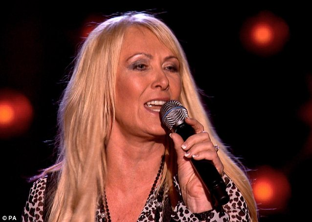 They wouldn't do that! Lorraine Crosby fails to get through to the next round of The Voice UK