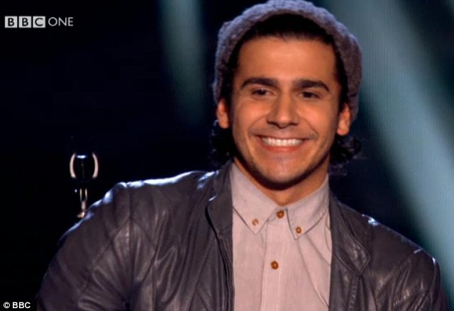 Team Will: Liam Tamne picked the Black Eyed Peas star as his mentor on Saturday night