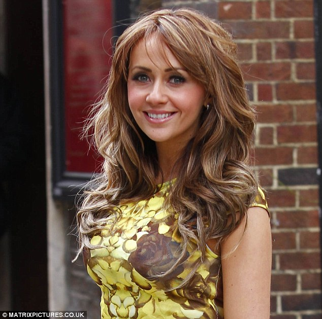 Confidence boost: Samia Ghadie has admitted that she has had a boob job after feeling 'depressed' by her small chest