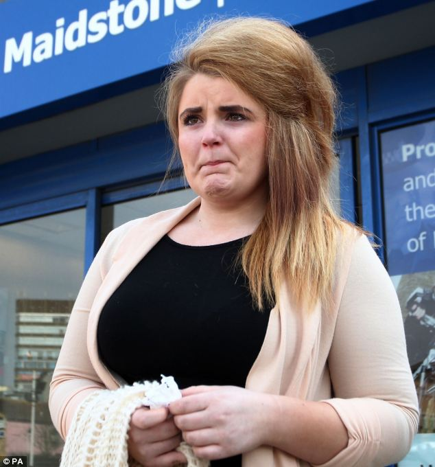 Apologies: Youth Police and Crime Commissioner Paris Brown has apologised for the comments on her Twitter page