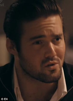 He's at it again: Spencer Matthews was caught out yet again on Monday night's Made In Chelsea as it was revealed he called Lucy Watson the day after Louise Thompson broke up with him