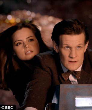 Drop: Doctor Who lost one million viewers for the second episode of the new series