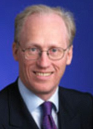Criticised: John Griffith-Jones has been attacked for giving HBOS a clean bill of health in the run-up to its collapse
