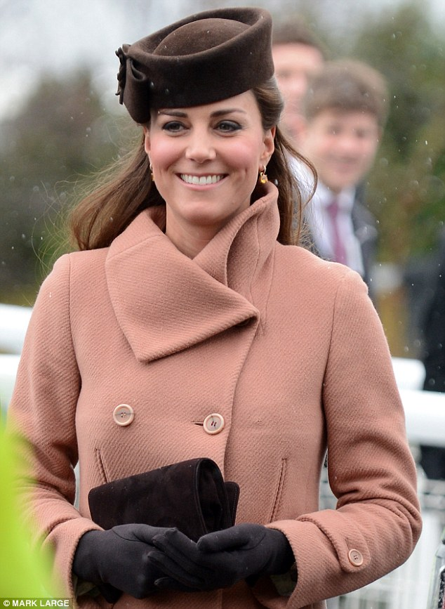 Kate's cruise: The Duchess of Cambridge will be at Southampton on June 13 for the naming ceremony of Princess Cruises' 3,600-passenger Royal Princess