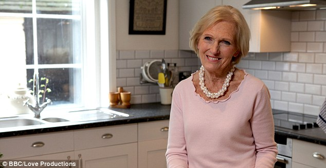 Role model: Who - apart from the redoubtable Mary Berry - do today's young women have to inspire them?