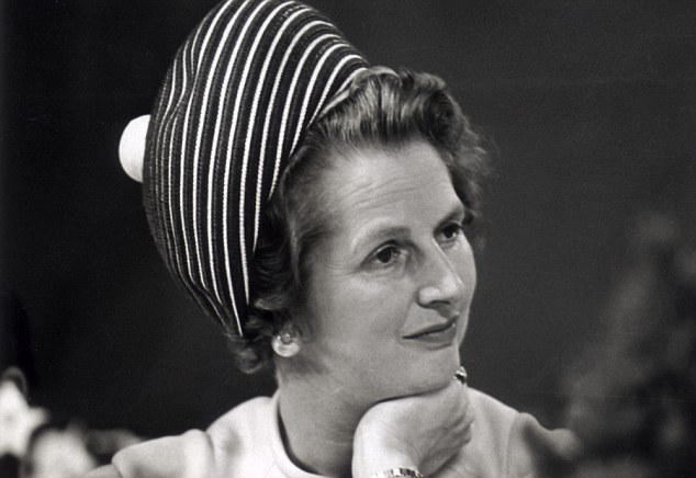 The modern way: In the 23 years since Mrs Thatcher left Downing Street, women have not just failed to progress, in some respects they've actually gone backwards