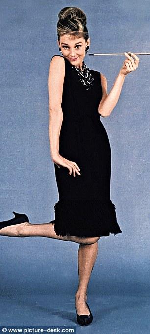 Like Katharine Hepburn and Bette Davies, Audrey Hepburn's beauty was characterful and idiosyncratic
