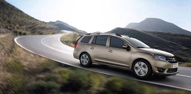 Bargain estate car: The Dacia Logan MCV is available to pre-order - would you buy Britain's cheapest estate vehicle?