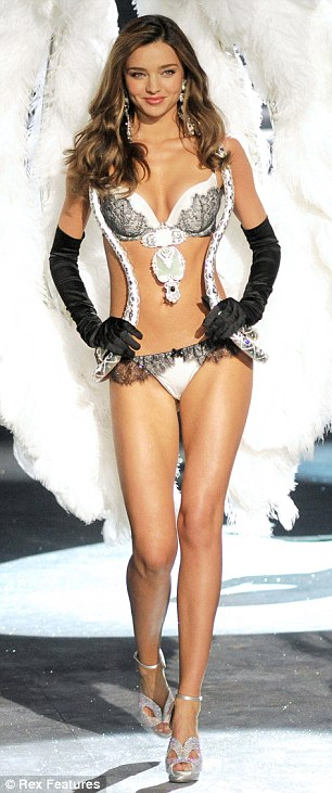 Frosty? Sources claim the model isn't very friendly with her fellow Victoria's Secret Angels