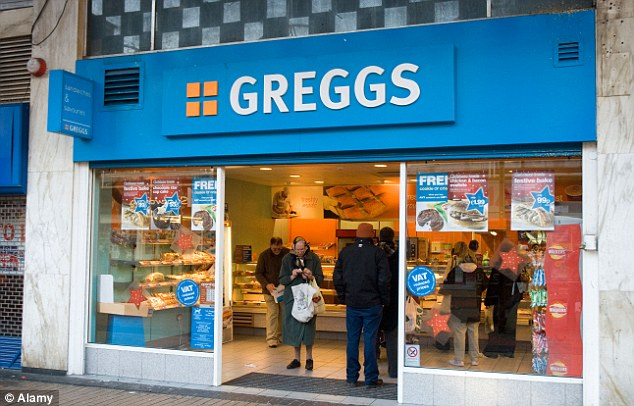 Documentary: John was speaking on Sky1 documentary Greggs: More Than Meats The Pie, which goes behind the scenes of the high-street giant