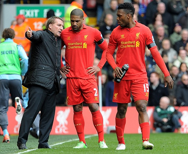 I'm the boss: Rodgers isn't worried that Benitez wants to return to Liverpool