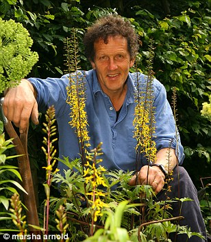 On an episode of Gardener's World last month, Monty Don urged viewers not to hurry into their gardens. He said: 'There's no great hurry to sow seed, so don't panic'