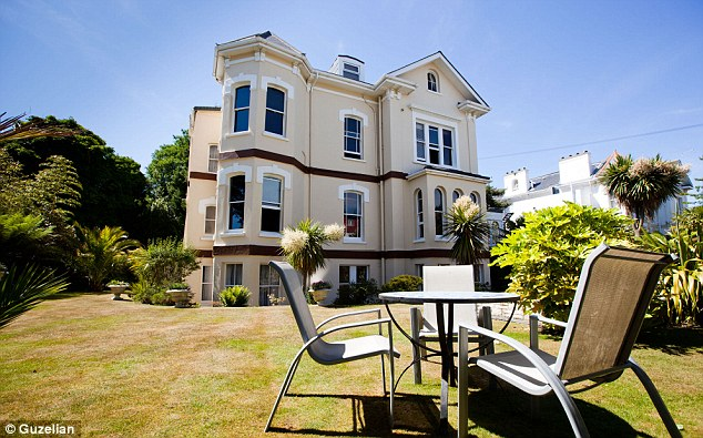 By the seaside: The Chocolate Boutique Hotel is based in the coastal area of Bournemouth
