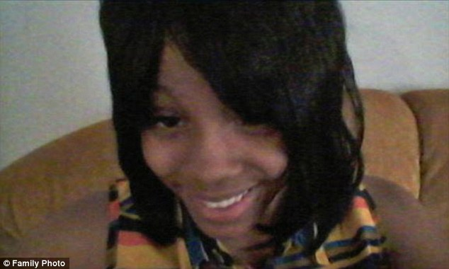 Victim: Sandra Fowlkes, who just celebrated her birthday on Sunday, was shot at about 1:15pm yesterday an dis expected to survive