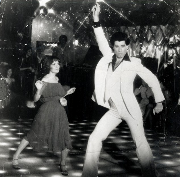 Saturday Night Fever (1977)  Starring John Travolta as Tony Manero and Karen Lynn Gorney as Stephanie. It features the most attempted dance moment, according to the poll, with 33 per cent