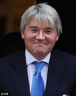 Investigation: Former Chief Whip Andrew Mitchell is fighting to clear his name over the 'Plebgate' row