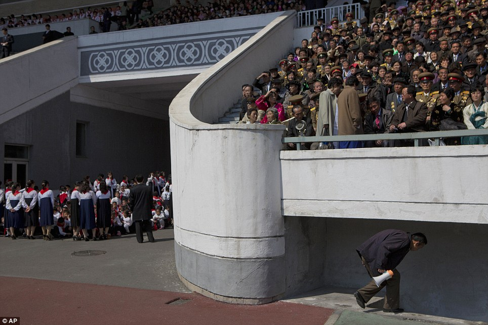 Hierarchy: The children stay in the union until the age of 13 when they move into the Kim Il Sung Socialist Youth League