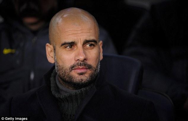 Incoming: Pep Guardiola will take charge of Bayern Munich next season