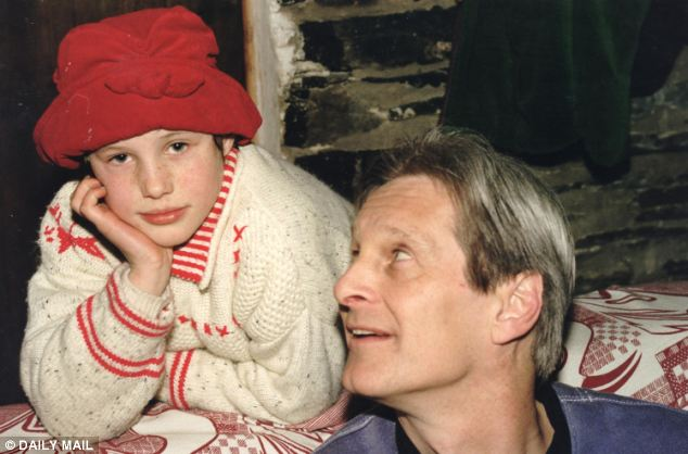 'She doesn't want to be thought of as that poor little girl any more,' her father Shaun has said