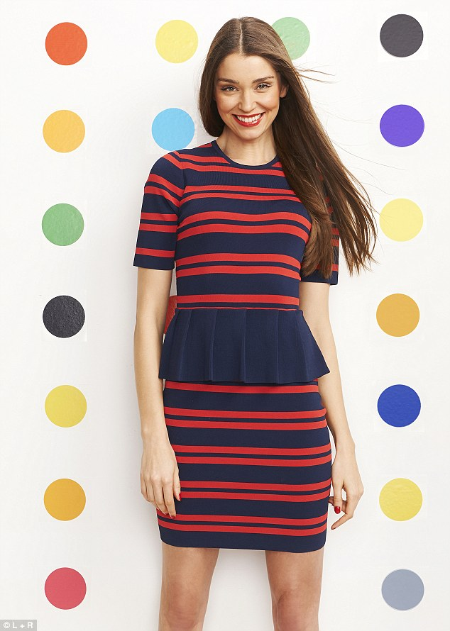Dress, £85, jaeger.co.uk